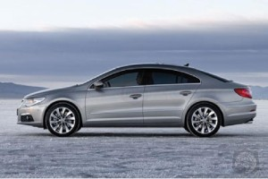 VW Passat coupe
