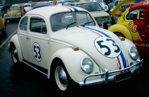 Fusca Herbie