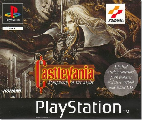 capa castlevania